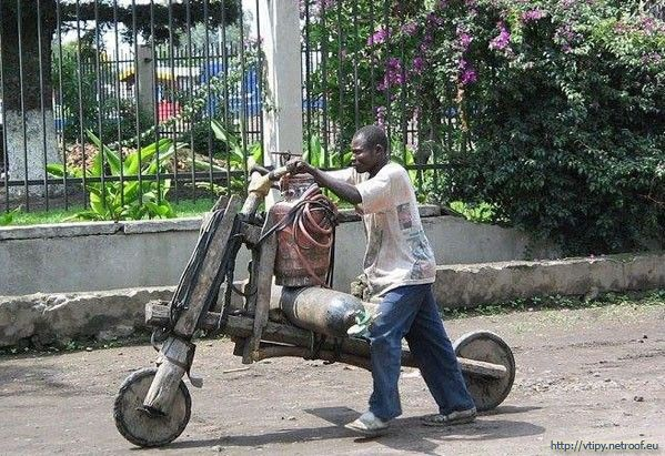 Motorka Made in Africa